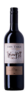Em's Table Shiraz