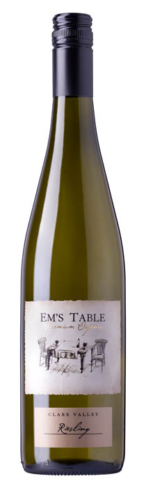 Museum Release Em's Table Organic Riesling